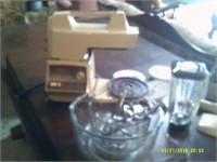 12 Speed Oster Kitchen Center With Attachments