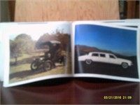 Cadillac Book - 114 Pages