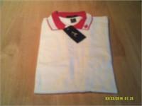 New Ash City Golf Shirt - XL
