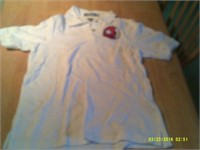 Small Ladies Golf Shirt with Canada Design