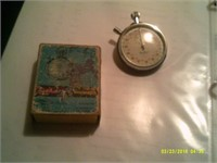 Hanhart Stop Watch - 1/10th Second Timimg