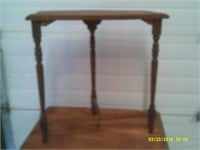 Decorative Wooden Side Table