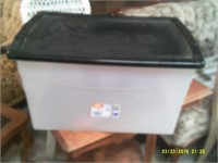 50 Litre Plastic Storage Unit