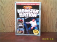 """Monster Nation"" Book -176 Pages"