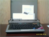 Panasonic Electronic Typewriter - Model KX-R335