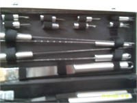New 16 Piece Barbecue Set In Container