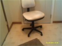 Soft Cushoned Secretary Chair