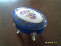 Ornate Ring Holder From East Germany