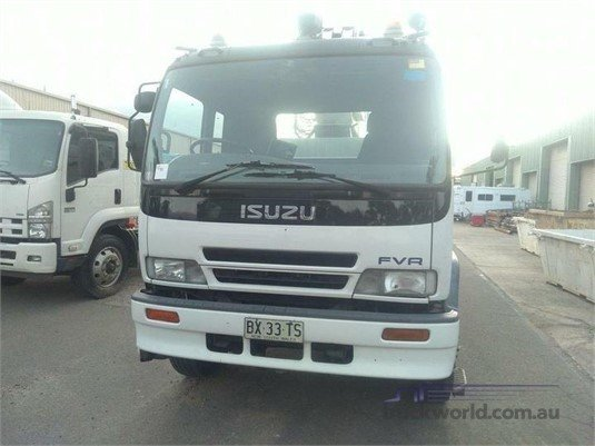 2002 Isuzu FVR950 - Trucks for Sale