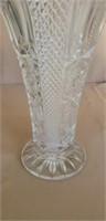Large EAPG Large Glass Vase