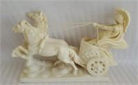 Santini Roman Gladiator horses chariot