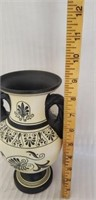 Beautiful Amphora italian hand made pottery vase