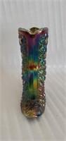 Fenton Carnival Glass Decorative Boot
