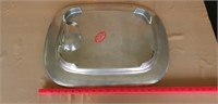 Large Armetale Super Nice Meat Tray Platter