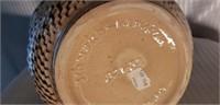 Rumtopf Large Germam Cookie Jar