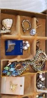 Estate Lot of Misc. Costume Jewelry