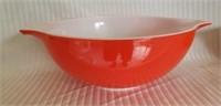 Lot of 2 Vintage Color Pyrex Bowls 444 & 442