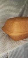 Romertopf West Germany Clay Roaster