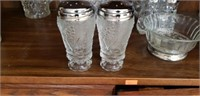 Misc. Shelf Estate lot Glassware & More