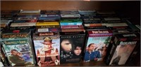 Huge Estate lot of Vintage VHS Movies #1