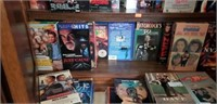 Huge Estate lot of Vintage VHS Movies #2