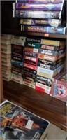 Huge Estate lot of Vintage VHS Movies #3