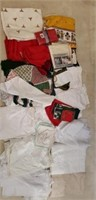 Huge Estate lot of Nice Vintage Linens