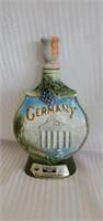 Ceramic James Beam Liquor Decanter