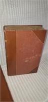 "Set of 2 1921 ""modern democracies"" books vol 1&2"