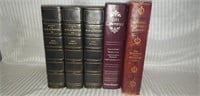 Lot of 6 vintage various books