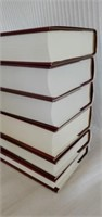 Estate lot of 6 Charles Dickens Books