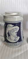 Estate lot of 3 Germany beer mugs