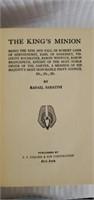 Estate Lot of 5 Rafael Sabatini Books