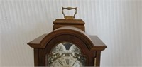 Beautiful Warmink Wuba Wooden Mantle Clock