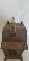 Vintage Warmink mantel clock