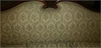 Beautiful victorian style couch