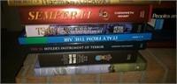 Estate lot of 10 books