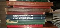 Estate lot of multiple books
