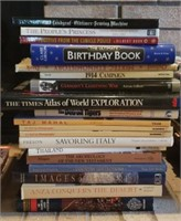Estate lot of misc books