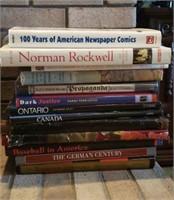 Estate lot misc books