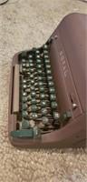 Vintage Royal type writer