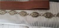 Estate lot of womens belt