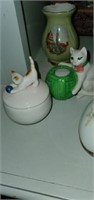 Estate Lot of Misc Decorative Household Items