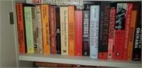 Estate lot of several books