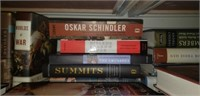 Estate lot if several books