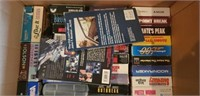 Huge Estate lot of VHS tapes