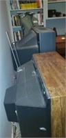 Lot of 2 large TVs