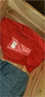 Contents of Women's Dress Clothes in Cedar Chest