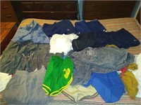 Vintage lot of men's and women's clothing