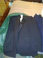 Estate lot of women clothes and men suit